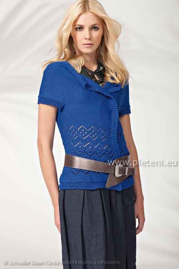 ac2f72302d02 Kolekce ručně pletených oděvů Austermann jaro-léto 2011