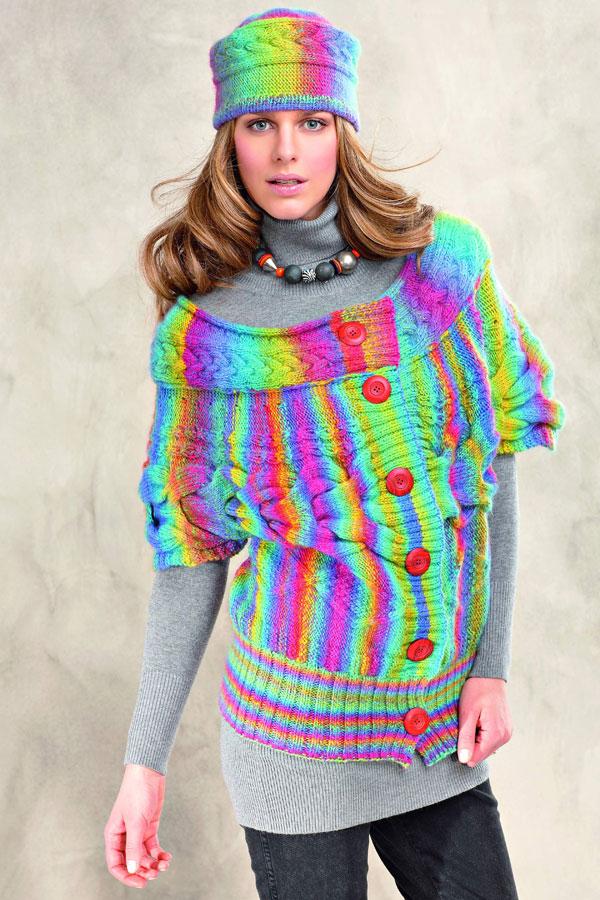 72e84b05d378 Kolekce ručně pletených oděvů Austermann podzim-zima 2010-11