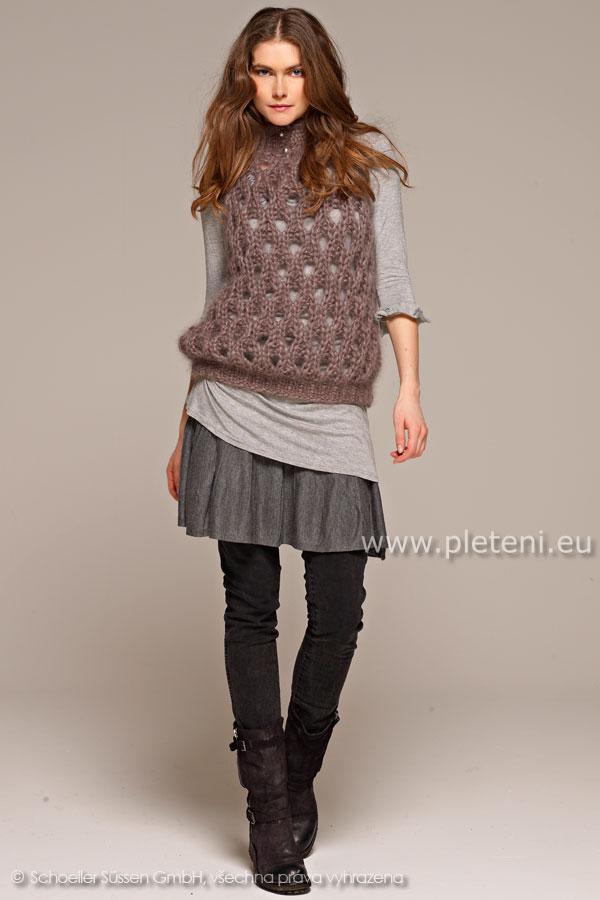ddcc82fdefa Kolekce ručně pletených oděvů Austermann podzim-zima 2011-12