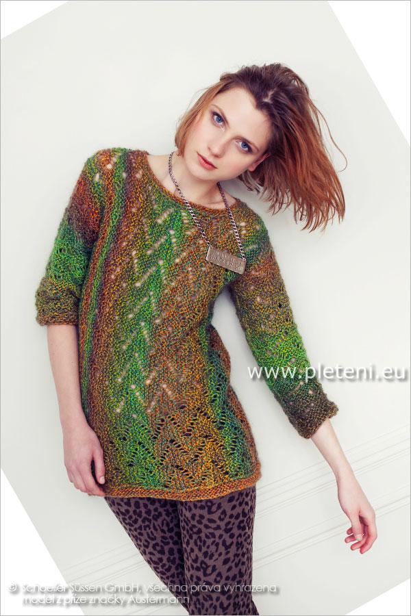 2e413044369 Kolekce ručně pletených oděvů Austermann podzim zima 2012-13