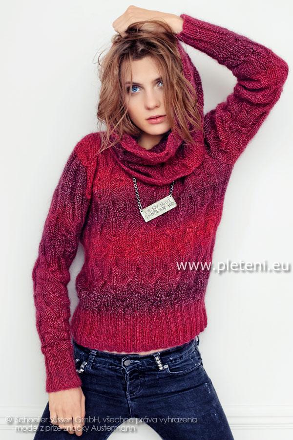 a71dcc2a66c1 Kolekce ručně pletených oděvů Austermann podzim zima 2012-13