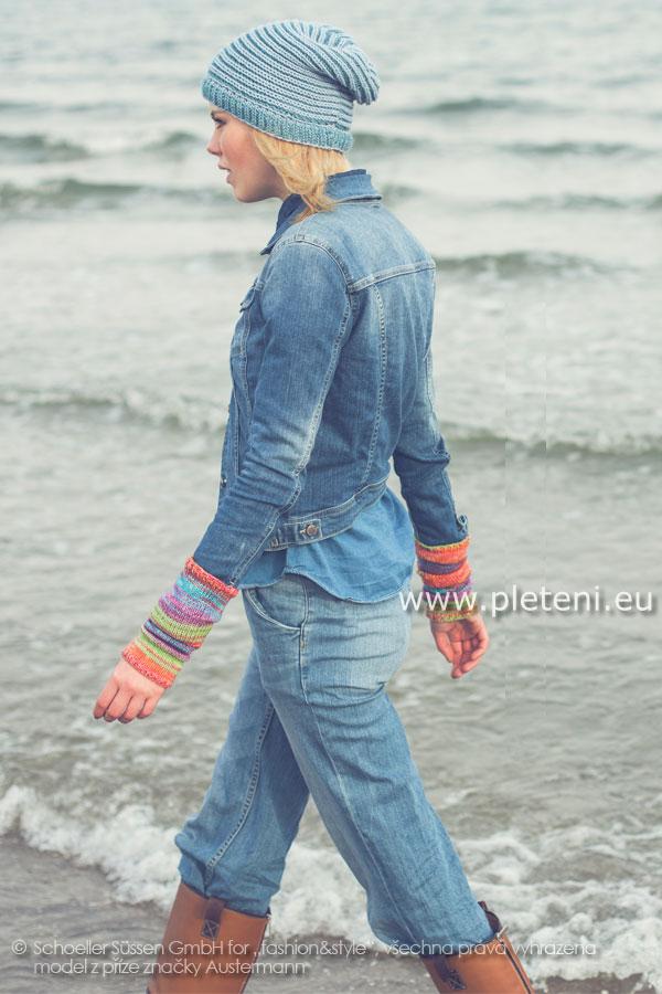 Kolekce ručně pletených oděvů Austermann podzim zima 2013-14 a1e3970ffb