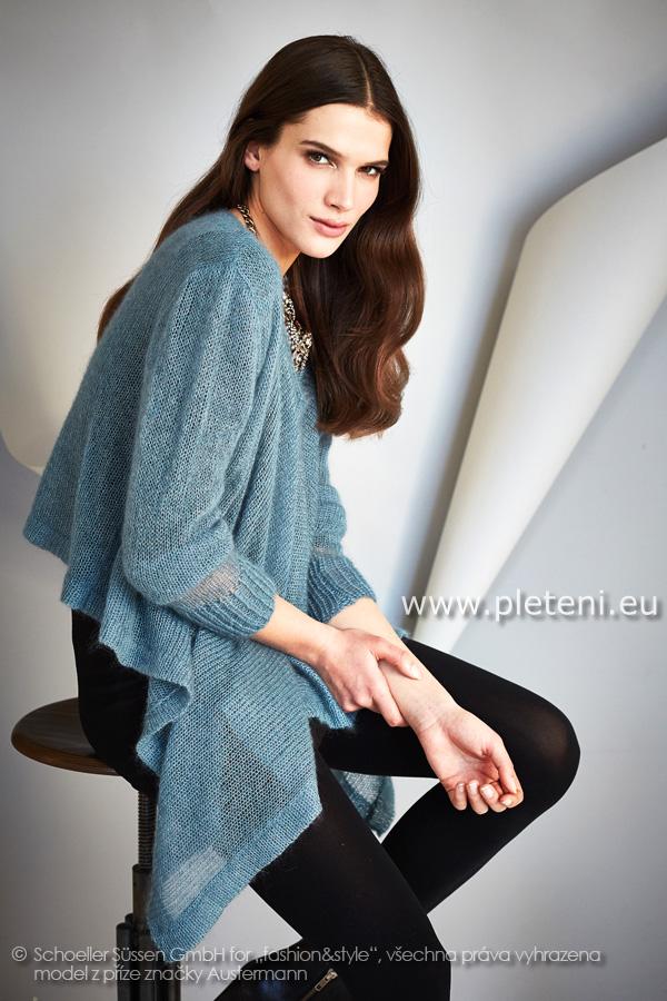 7736555b5a4 Kolekce ručně pletených oděvů Austermann podzim zima 2014-15