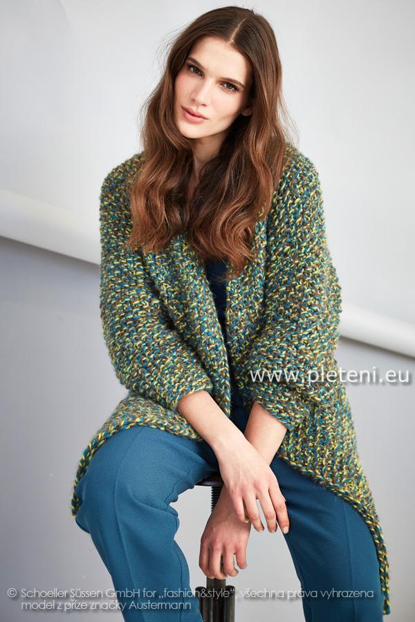 d31d1256ac6 Kolekce ručně pletených oděvů Austermann podzim zima 2014-15
