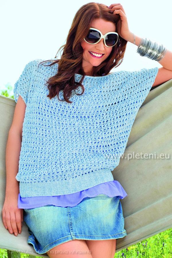 16e7077ed938 Ručně pletené oděvy Schoeller+Stahl jaro léto 2011