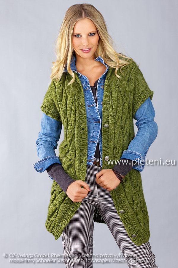2aa13489950b Kolekce ručně pletených oděvů Schoeller+Stahl zima 2013-14