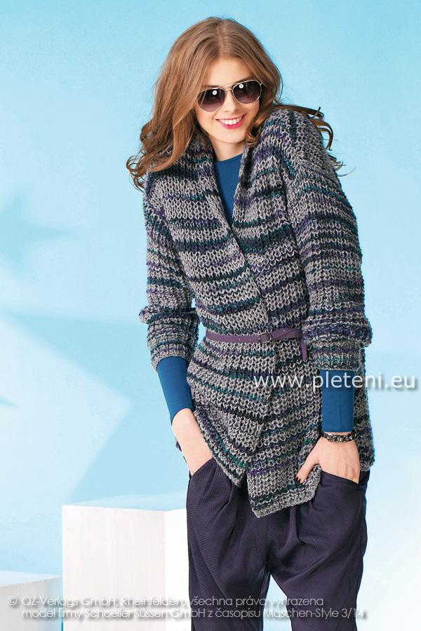 87db782a12d5 Kolekce ručně pletených oděvů Schoeller+Stahl zima 2014-15