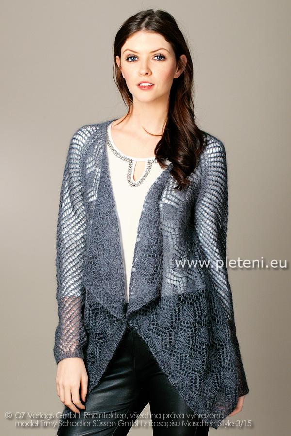 a10f610a094 Kolekce ručně pletených oděvů firmy Schoeller podzim-zima 2015-16