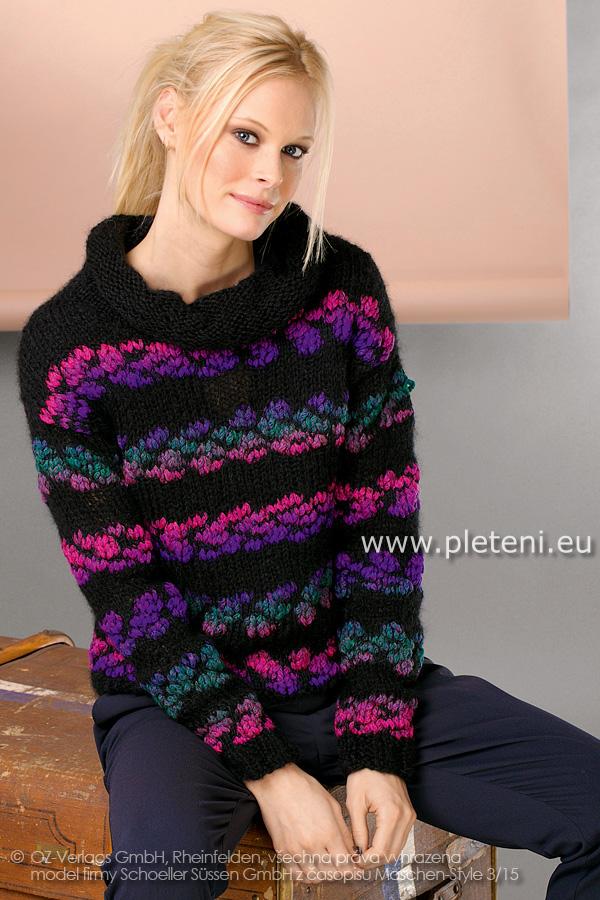 4ae47096c9e2 Kolekce ručně pletených oděvů firmy Schoeller podzim-zima 2015-16