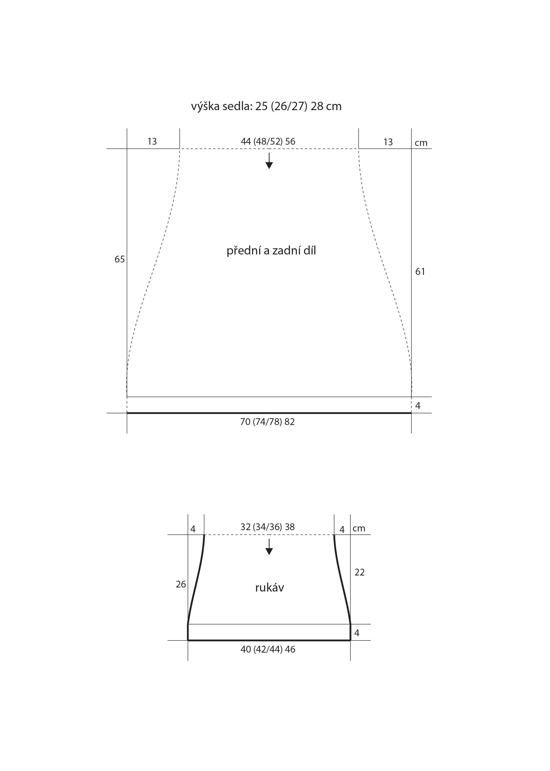 2018-Z-21 střih dámských pletených šatů