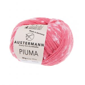 Piuma 03 pink klubko
