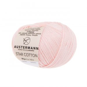 Star Cotton 09 rosé klubko